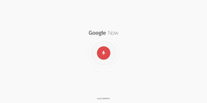 Google Now Redesign (iOS 7) by r2ds