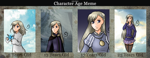 Age Meme by AskFemNorway