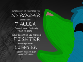 Stronger by KailoCakes