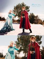 Frozen by Hanako-Smile