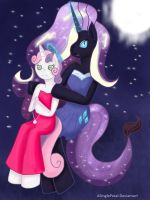 .: Changes in her sister :. by ASinglePetal