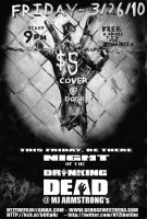 Night of the Drinking Dead2 by EpoCALYPsE