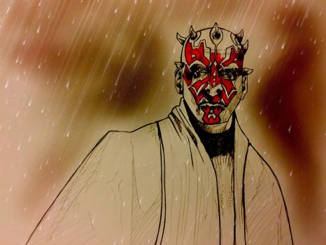 Darry Maul wip by ringwrm