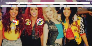 Theme Little Mix by bypame