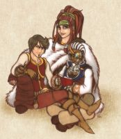 Fable II AHW concept by BeagleTsuin