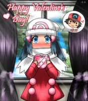 SatoHika: Valentine's Day by Endless-Rainfall