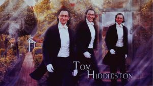 Tom Hiddleston wallpaper 17 by HappinessIsMusic