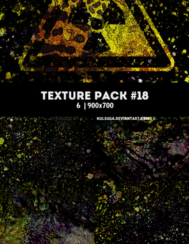 Texture Pack #18 by hulsuga