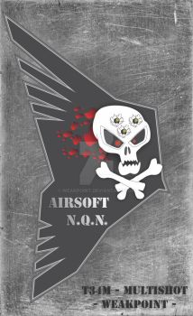 My airsoft Logo by Weakpoint
