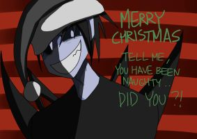 Merry Christmas by Vey-kun