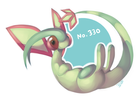 Flygon by MagicalZombie