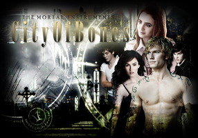 City Of Bones Wallpaper by daubiss