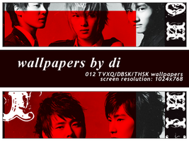 T Wallpapers by xevergreen