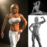 Daily Fitspiration Holly Chambliss by zenx007