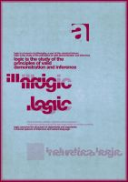 helvetica logic by sounddecor