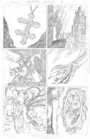 Top Cow Talent Hunt 2 by isaac1210