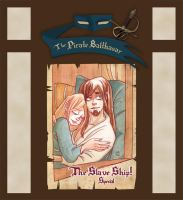 Webcomic - TPB - The Slave Ship - Cover by Dedasaur