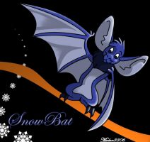 Snowbat-Gift by KM-cowgirl