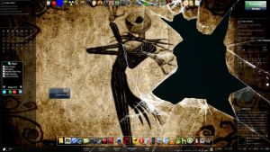 My current desktop by seaninja951