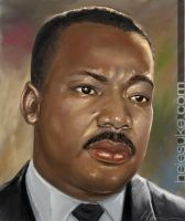MLK by heiesuke