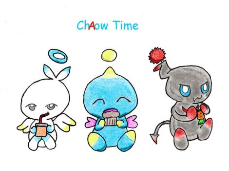 ChAow Time by Gioverload