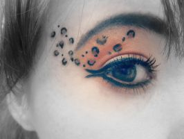 Leopard Eyes by NailedItWithGlitter