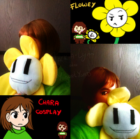 Chara Cosplay Test by Jacky-Bunny