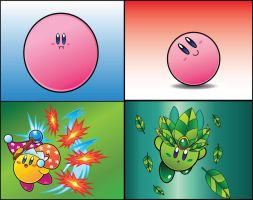 Compilation 2: Beam, Balloon, Ball, and Alt Leaf by DPghoastmaniac2