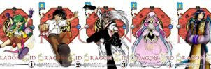 Dragon Kid Issue 1 to 5 compilation by lady-storykeeper