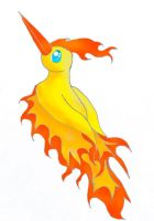 Chibi moltres by Switchfoot101