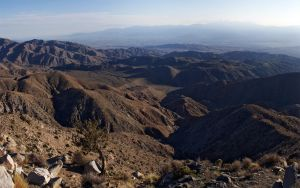 Coachella Valley by IvanAndreevich