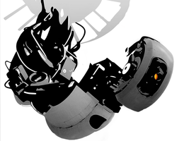 GLaDOS Deconstruction by Veox1