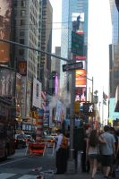 Times Square, NYC by MaePhotography2010