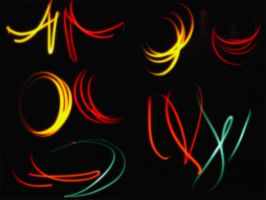 Painting with light 2 by lakura-nightwing