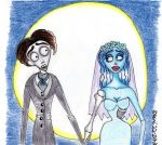 The Corpse Bride by uumbrella