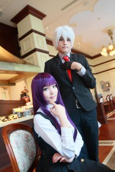 Inu X Boku SS Cosplay  03 by multipack223
