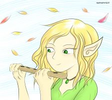 Elf Girl request by mashashy