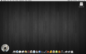 Macbook Pro Desktop 2-23-09 by 1nteresting
