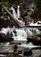 upper copper falls 2 by NWunseen