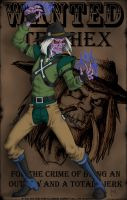 Tex Hex - Bravestarr by JenL