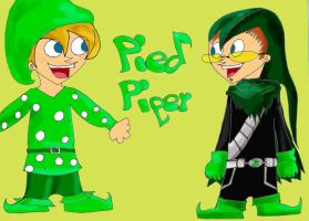 Pied Piper - Butch Hartman by Rabenstolz