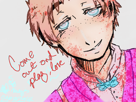 Oliver Kirkland // Aph 2p England // by CopyCatted