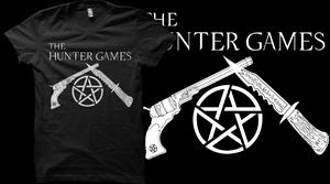 The Hunter Games - RIPT Apparel T-Shirt Entry by DANgerous124
