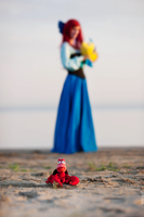 Ariel: The Little Mermaid 6 by Cheza-Flower