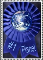 Earth Stamp by 1footonthedawn