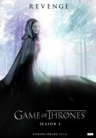Game of Thrones season 4 POSTER by Umbridge1986