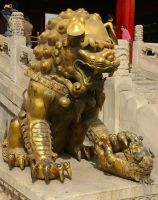 Guardian of the Forbidden City by rensstocknstuff