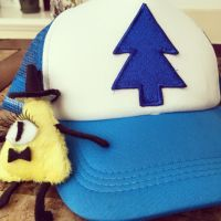 Bill and Dippers hat by Lugiratina