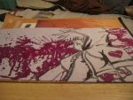 Sora Custom Play Mat by newgoldenknight