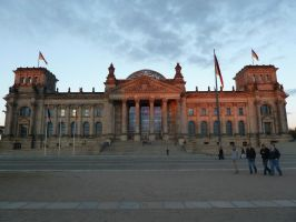 Reichstag by Aliensoldier